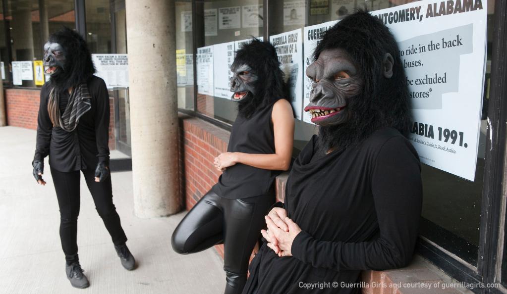Guerrilla Girls 1