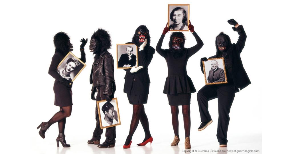 Guerrilla Girls 30