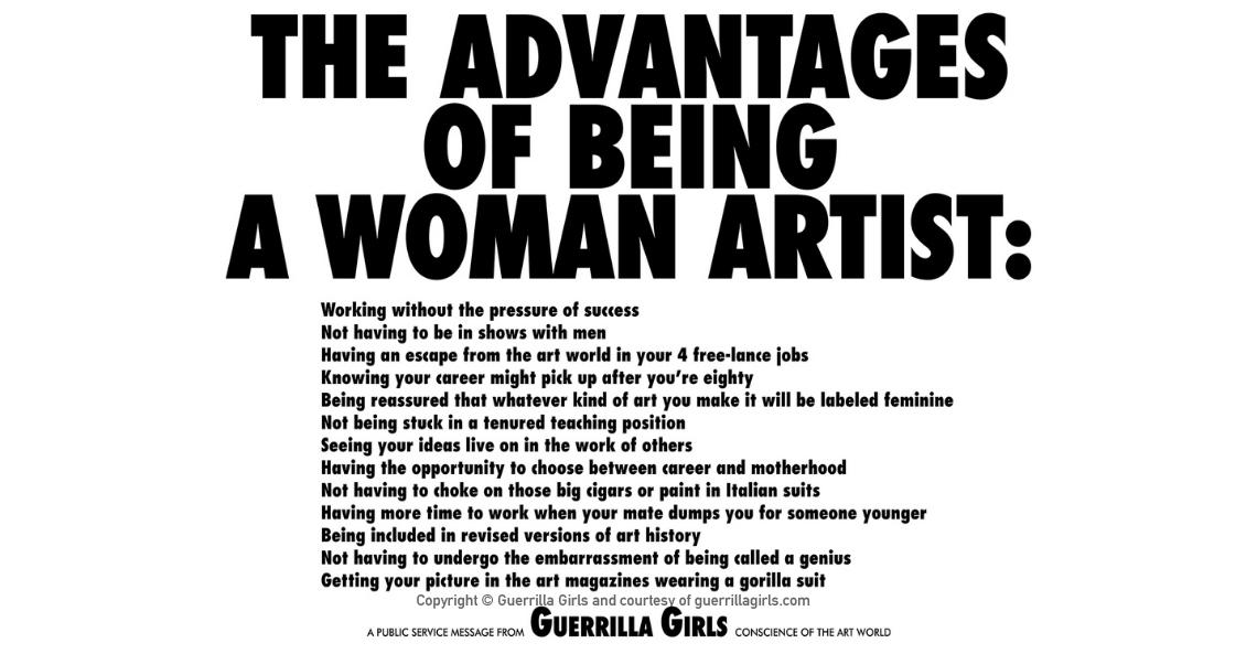 Guerrilla Girls 22